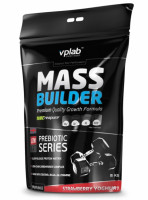 Гейнер VPlabs Mass Builder, шоколад, 5000 г