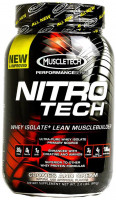 Протеин Muscletech Nitro tech Perfomance Series, печенье крем, 908 г