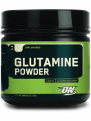 Глютамин Optimum nutrition Glutamine Powder 600 г.