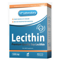 Аминокислоты VP Laboratory Lecithin 60 капс.