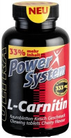 Карнитин Power System L-Carnitine 80 таб.