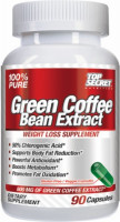 Жиросжигатель Top Secret Nutrition Green Coffee Extract 90 кап.