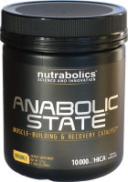 BCAA Nutrabolics Anabolic State 125 г.