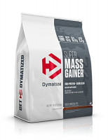 Гейнер Dymatize Nutrition Super Mass Gainer, насыщеный шоколад, 5443 г