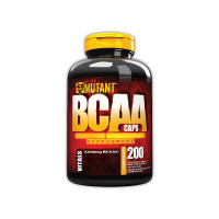 BCAA MUTANT BCAA Capsules 640 мг 200 капс.