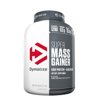 Гейнер Dymatize Nutrition Super Mass Gainer, печенье - крем, 2720 г