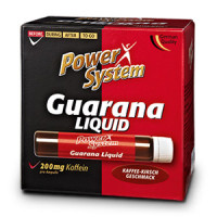 Энергетик Power System Guarana Liquid (20x25 мл)