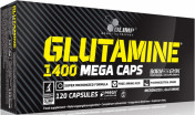 Глютамин Olimp Glutamine 1400 Mega Caps 120 капс.